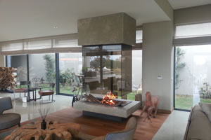 Special Design Fireplaces - TSR 111 A