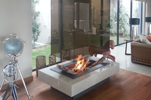 Special Design Fireplaces - TSR 111