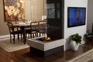 Special Design Fireplaces - TSR 112 B