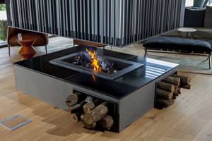Special Design Fireplaces - TSR 113 C