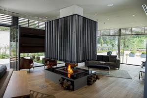 Special Design Fireplaces - TSR 113 E