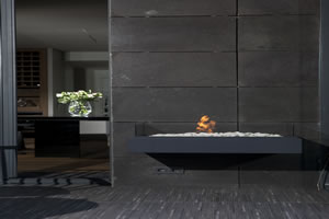 Special Design Fireplaces - TSR 114 A