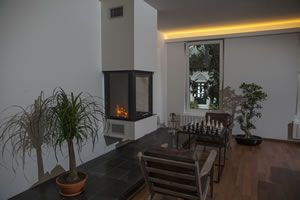Special Design Fireplaces - TSR 116 A
