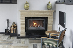Special Design Fireplaces - TSR 118 A