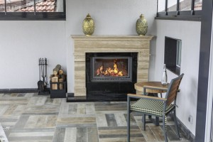 Special Design Fireplaces - TSR 118
