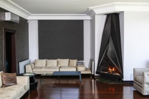 Special Design Fireplaces - TSR 125 A