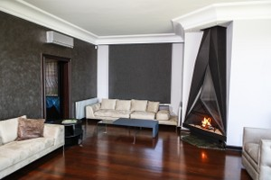 Special Design Fireplaces - TSR 125 B