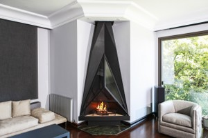 Special Design Fireplaces - TSR 125 D