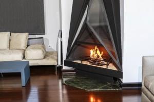 Special Design Fireplaces - TSR 125 E
