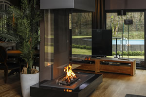 Special Design Fireplaces - TSR 126 A