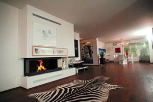 U-Type Fireplace Surrounds - U 101