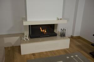 U-Type Fireplace Surrounds - U 105 A