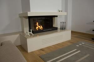 U-Type Fireplace Surrounds - U 105