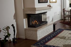 U-Type Fireplace Surrounds - U 124 A