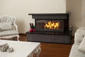 U-Type Fireplace Surrounds - U 137 A