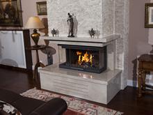 U-Type Fireplace Surrounds - U 140 B