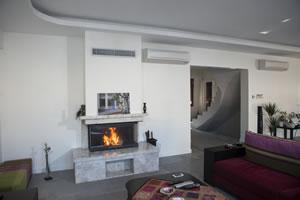 U-Type Fireplace Surrounds - U 141 A