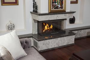 U-Type Fireplace Surrounds - U 151 B