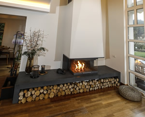 U-Type Fireplace Surrounds - U 178 C