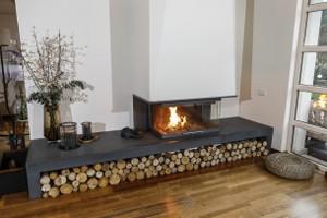 U-Type Fireplace Surrounds - U 178 D