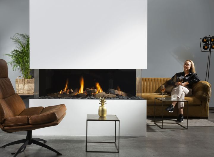 Element4 Natural Gas Fireplaces - Summum 140 3S