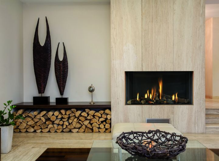 Element4 Natural Gas Fireplaces - Modore 100
