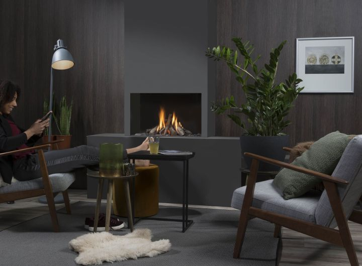 Element4 Natural Gas Fireplaces - Summum 70 F