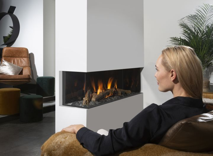 Element4 Natural Gas Fireplaces - Summum 140 C