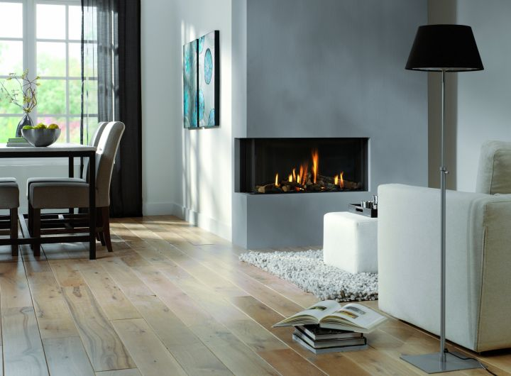 Element4 Natural Gas Fireplaces - Bidore 100