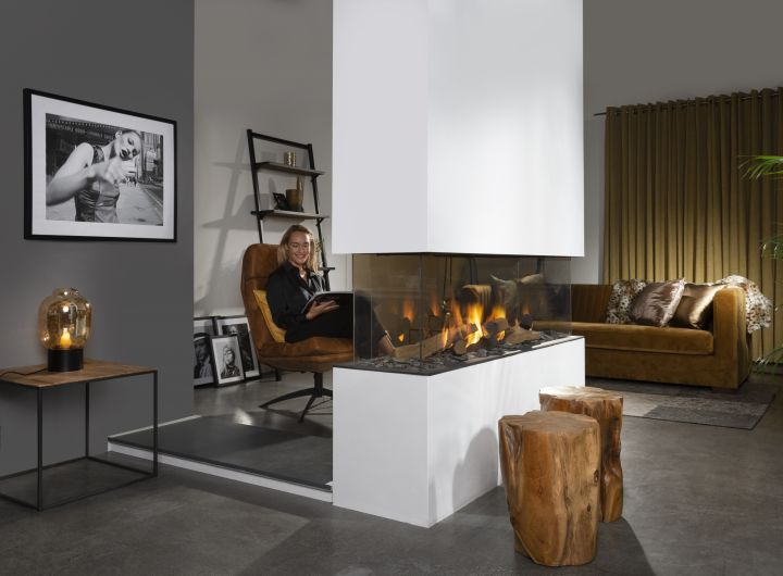 Element4 Natural Gas Fireplaces - Summum 140 4/S