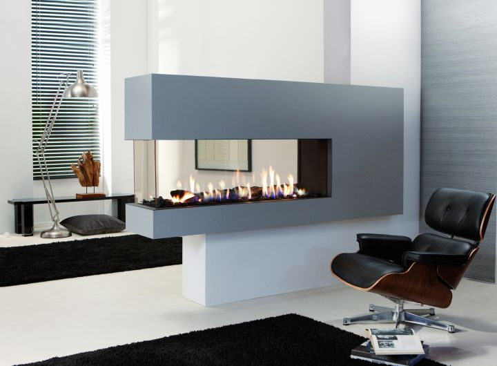 Element4 Natural Gas Fireplaces - Lucius 140