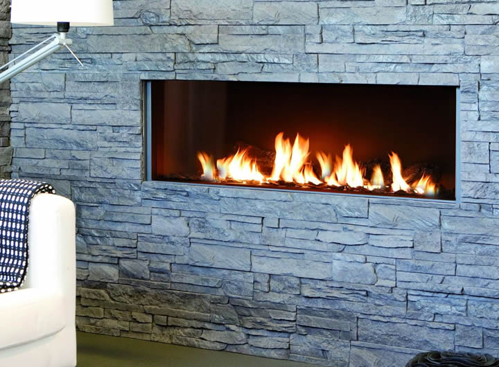 Element4 Natural Gas Fireplaces - Modore 140