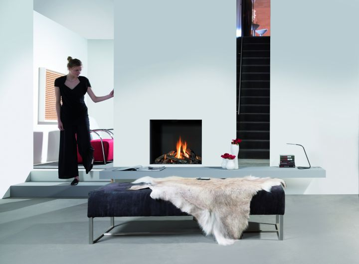 Element4 Natural Gas Fireplaces - Modore 75 H