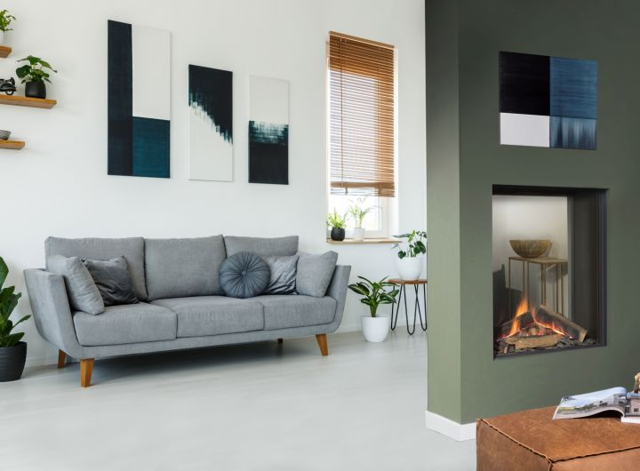 Element4 Natural Gas Fireplaces - SKY S T