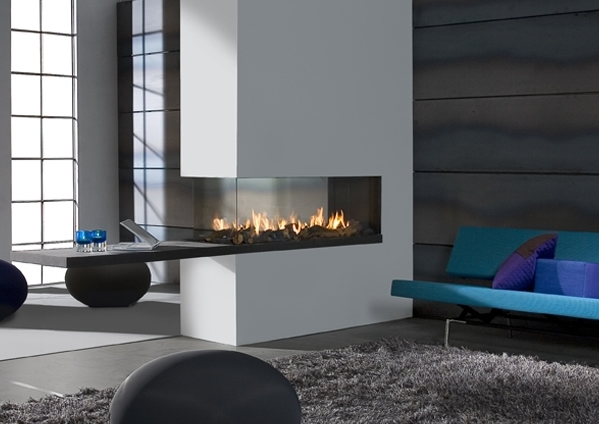 Faber Natural Gas Fireplaces - Aspect Premium RD XL