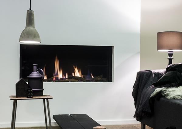 Faber Doğalgazlı Şömineler - Relaxed Premium M