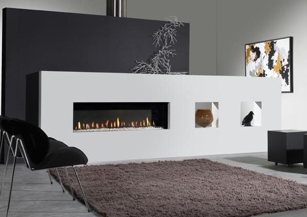 Faber Doğalgazlı Şömineler - Relaxed Premium XL
