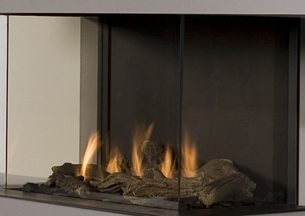 Faber Natural Gas Fireplaces - Triple Premium M