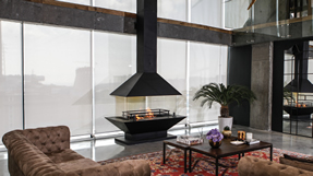 Hürsan Fireplace 2019-20 Central Fireplace Collection