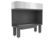 Etanol Hazneleri - L Tipi - HBRL 105 ÇC