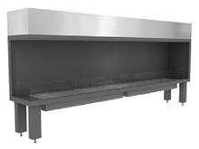 Etanol Hazneleri - L Tipi - HBRL 235 ÇC