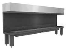 Ethanol Inserts - U Type - HBRU 235 CC