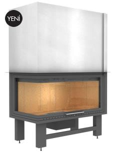 L Tipi Hazneler - Derin - HLDR 110 T
