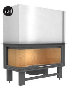 L Tipi Hazneler - Derin - HLDR 130 T