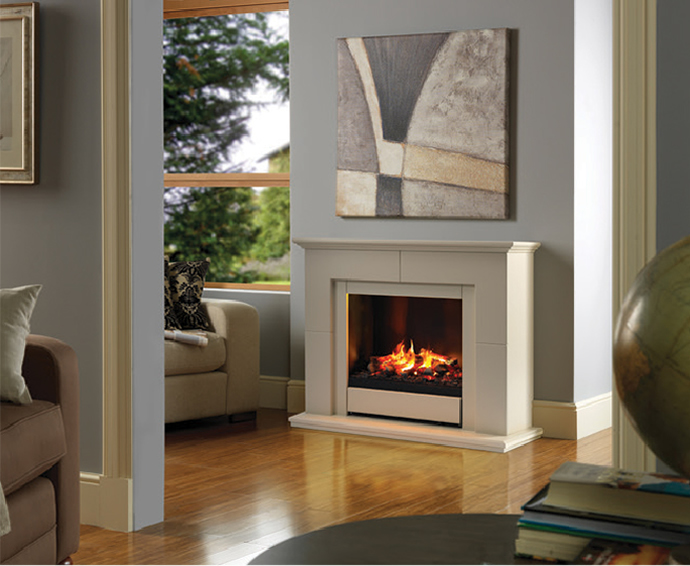 Electric Fireplaces - Albany
