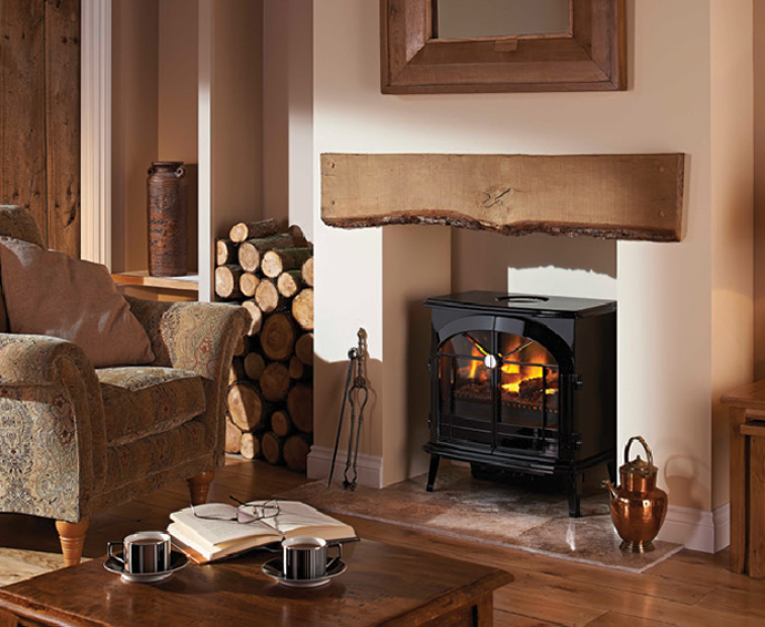 Electric Fireplaces - Burgate