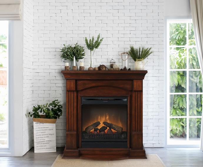 Electric Fireplaces - Campana