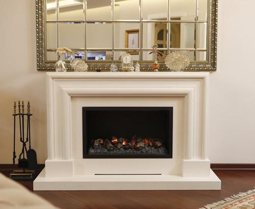 Electric Fireplaces - Cassette 500 L