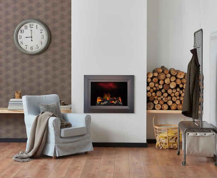 Electric Fireplaces - Cassette Premium