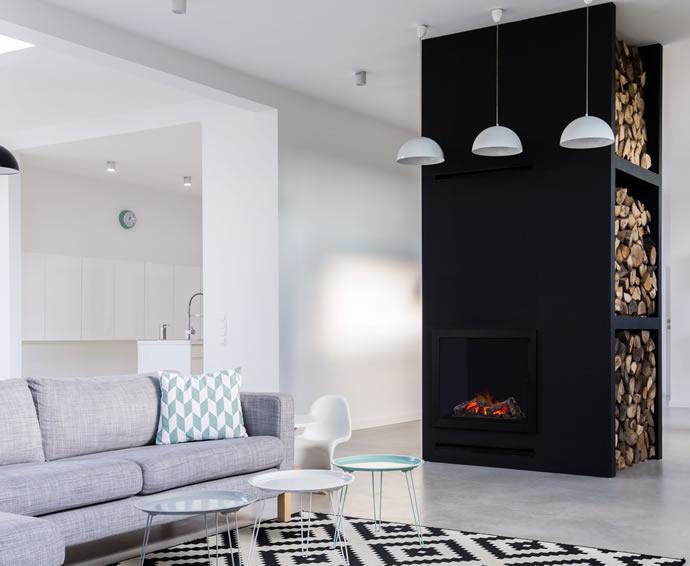 Electric Fireplaces - Cassette Premium L